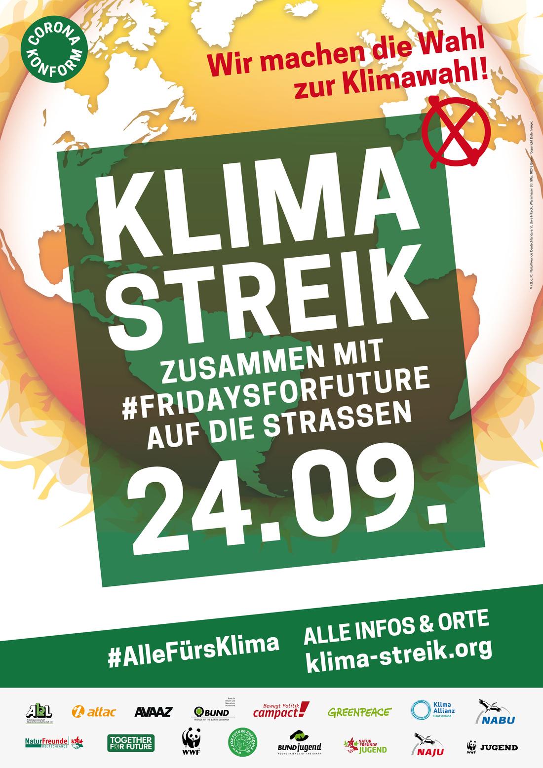 KLIMASTREIK_2021_Plakat